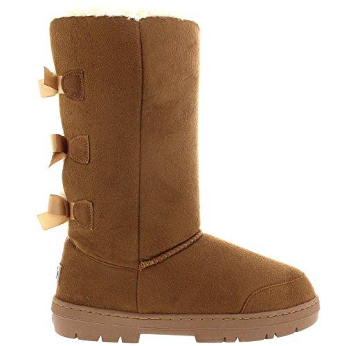 womens-triplet-bow-tall-classic-fur-waterproof-winter-rain-snow-boots-7-lta38-ea0308