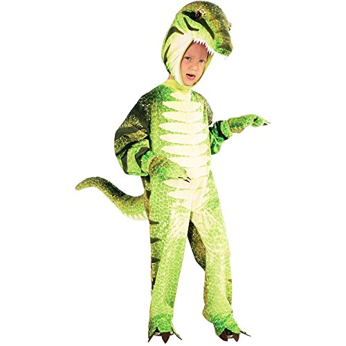 T-Rex Dinosaur Plush Kids Costume - Small