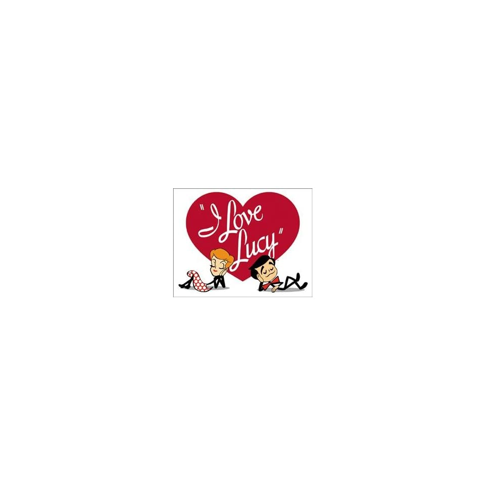 Love Lucy Lucille Ball tin sign #1263