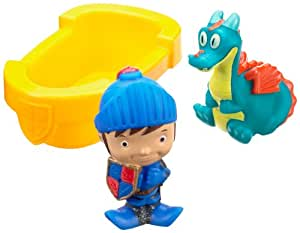 Fisher Price Mike the Knight: Mike & Squirt Bath Buddies