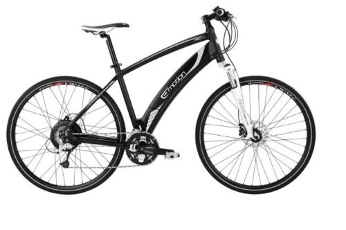Emotion Neo Cross - Electric Bicycles (19