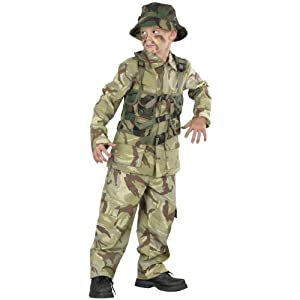 Delta Force Child (Medium (8-10))