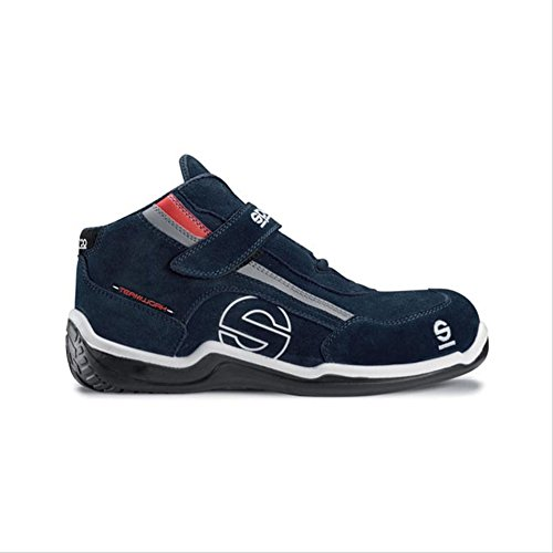 RACING HIGH S3 Scarpe Antinfortunistiche 46 Nero