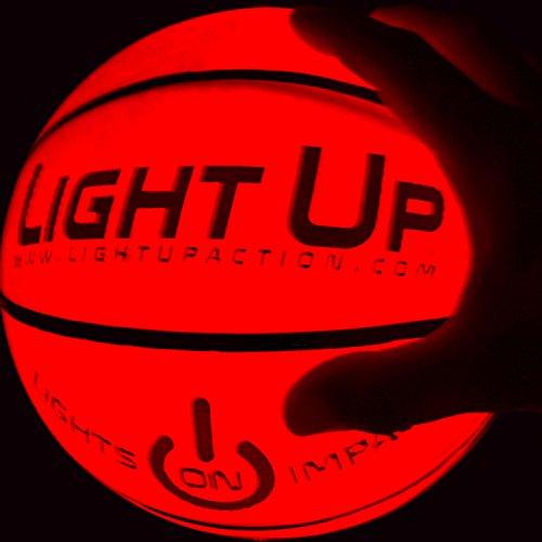 Light Up Basketball Lookup Beforebuying