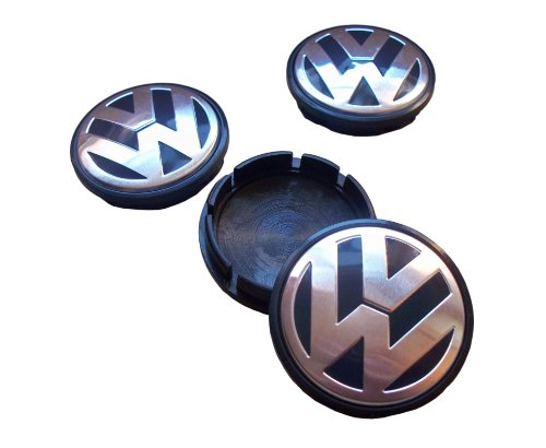 VW New Beetle Gol Golf Polo Hubcap Wheel Center Caps 1J0601171 1J0 601 171 (Set of 4 pieces) Used VW Wheel Center Cap / Hubcap in almost new condition