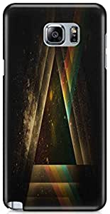 Sand Dunes Designer Printed Hard Back Case cover for Samsung Galaxy Note 5