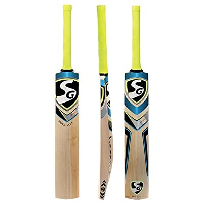 SG Nexus Plus Kashmir Willow Crciket Bat, Short Handle