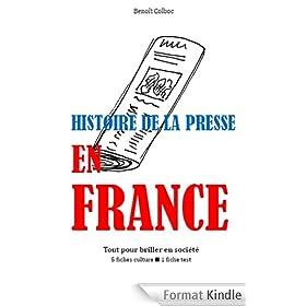 Histoire de la presse en France - Tout pour briller en soci�t�