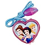Hallmark 190300 Disney Princess Lip Gloss Necklaces