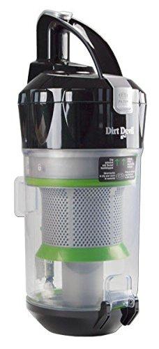 Dirt Devil 5080005 Staubbehälter, schwarz