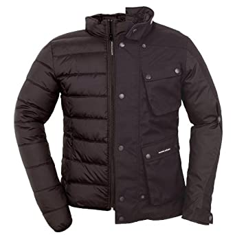 Tucano Urbano 3 in 1 Ventilated Giacca All Weather Scooter Jacket Black S