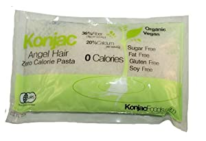 Konjac Shirataki Angel Hair Pasta Noodles 8.8 oz.