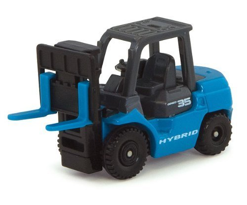ERTL Toys Toyota Forklift Collect N Play Series