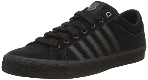 k-swiss-adcourt-la-sde-vnz-mens-low-top-sneakers-black-black-charcoal-8-uk-42-eu
