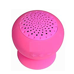 Micomy Portable Mini Wireless Bluetooth Speaker (Pink)