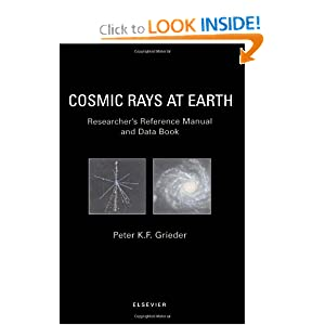 Cosmic Rays at Earth P.K.F. Grieder