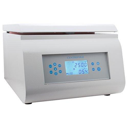 Digital Desktop Centrifuge - 600-4000rpm - 16x(5-7)ml, 12x(10-15)ml, 4x50ml (Manual Centrifuge compare prices)