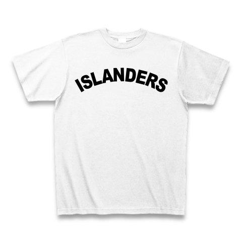 """野獣先輩の""""ISLANDERS"""" Tシャツ"""