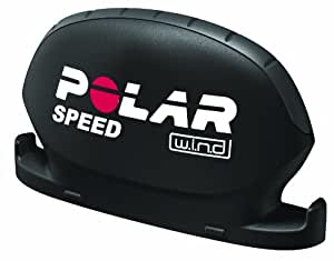 Polar Kit Vitesse WIND CS600 Noir