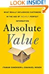 Absolute Value: What Really Influence...