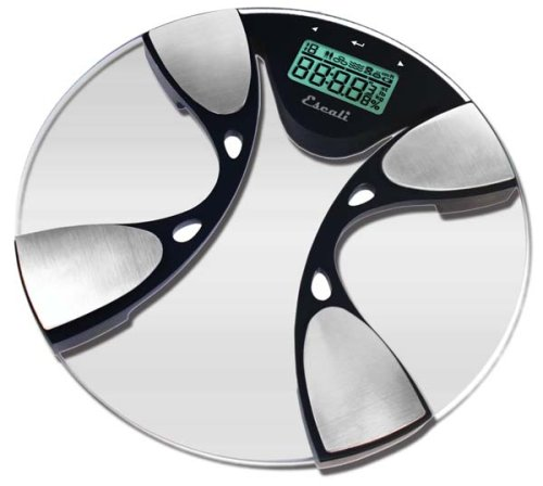 Escali High Capacity Bathroom Scale With Body Fat Body Water Monitoring Review