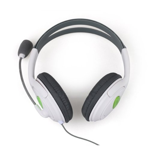 Daditong Headphone Microphone Headset For Xbox 360