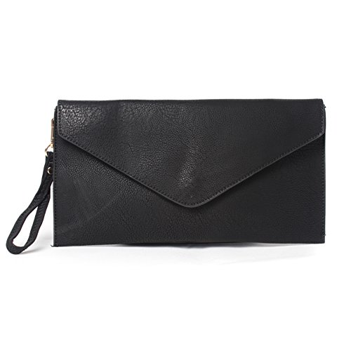 Aossta Ladies Envelope Evening Clutch Wedding