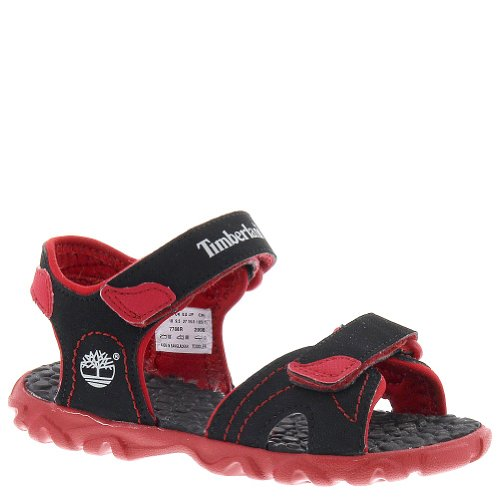 Red Toddler Sandals back-479962