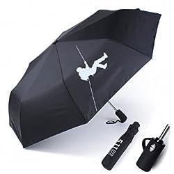 511 Fully Automatic Large Folding Rain Sun Man Women Umbrellas