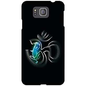 Printland Heart & Health Back Cover For Samsung Galaxy Alpha G850