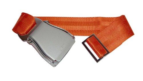 skybelt-flugzeuggurtel-argent-orange-flying-seatbelt-ceinture