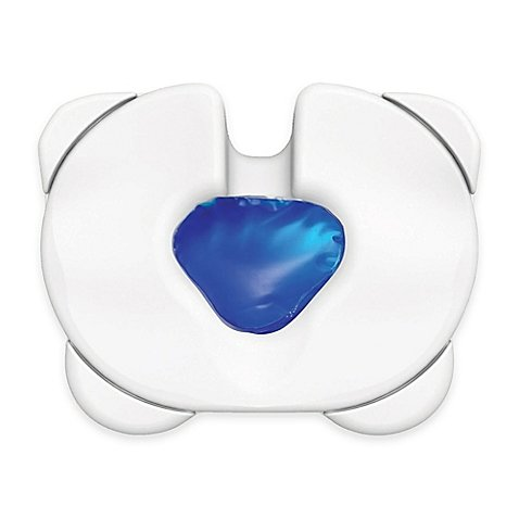 Kabooti Comfort Ring Seat Cushion in Blue (Cubic Deep Freezer compare prices)