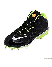 Nike Air Swingman Mvp 2 Mid Metal Black Volt 616258-017