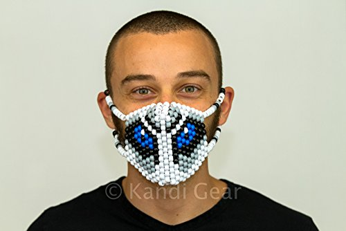 Owl EDC Eyes Surgical Kandi Mask by Kandi Gear