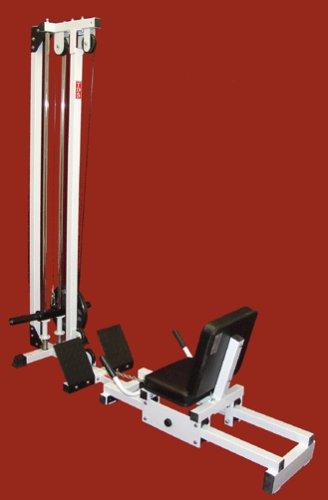 Cable Machine Leg Exercises