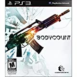 Bodycount Game PS3