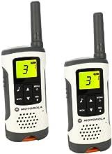 Comprar Motorola 59T50PACK - Walkie-talkie radio emisor y receptor PMR, gris
