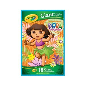 Flower Coloring Pages: Crayola Giant Coloring ...
