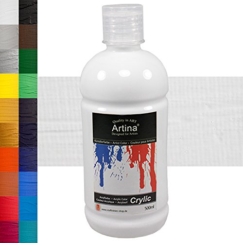 artina-crylic-peinture-acrylique-fortement-pigmentees-sechage-rapide-500ml-blanc-titane