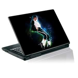 """15,4"""" Autocollants pour ordinateur portable Michael Jackson"""