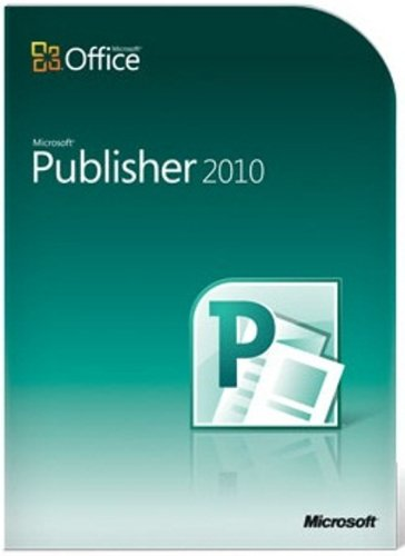Microsoft Publisher  2010 (2 PC / 1 User) [Download]
