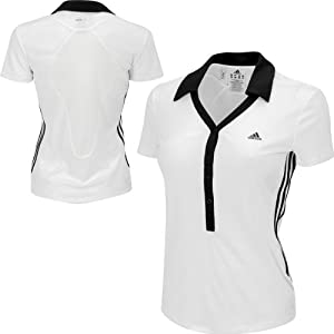 adidas Tennis Response Traditional Polo Womens