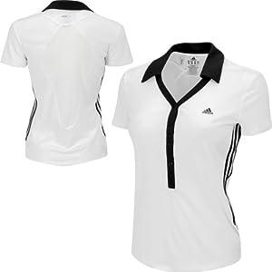 adidas Tennis Response Traditional Polo Womens