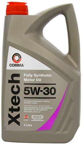 comma-xtc5l-5l-xtech-fully-synthetic-5w30-motor-oil