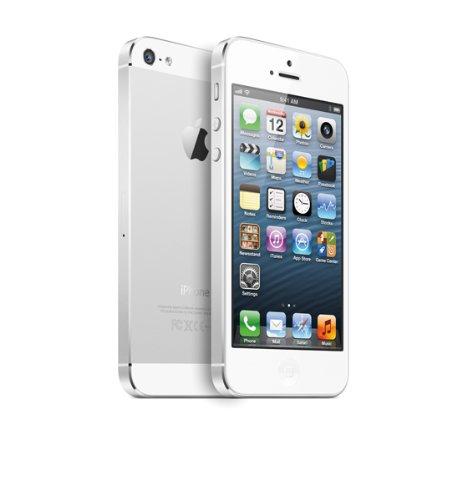 iPhone5 au ホワイト 64GB