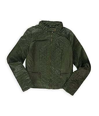 Amazon.com: J2 Womens Quilted Dyed Bomber Jacket: Clothing