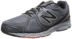 New Balance Men's M470V4 Running Shoe,Grey/Black,11 D US