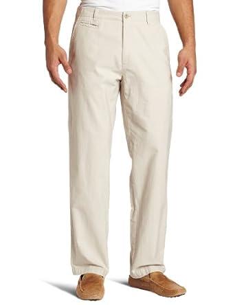 Calvin Klein Men's Bedford Corduroy Pant, Light Stone, 33x30