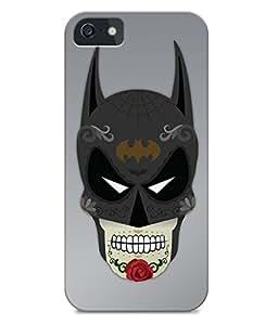 Astrode Bat-Man Sugar Skull Back Case for Apple iPhone 5/5S