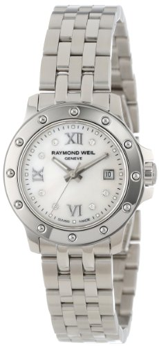 Raymond Weil Tango Stainless Steel Diamond Ladies Watch 5399-ST-00995